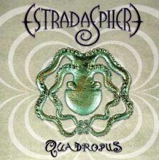 ESTRADASPHERE - Quadropus CD  Enhanced  NEW & Sealed! RARE! FREE Shipping!