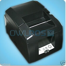 Star TSP650 TSP651U Thermal POS Receipt Printer USB Square Stand Tear Bar REFURB