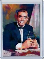 Dr No James Bond movie storyboard Trading cards 007 Sean Connery Honey Ryder