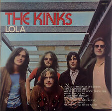 """12"""" LP - The Kinks - Lola - k3409 - washed & cleaned"""