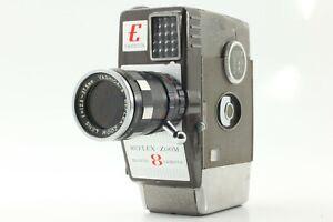 [Exzellent Alle Arbeit] Yashika E Reflex Zoom 8mm Cine Kamera Aus Japan