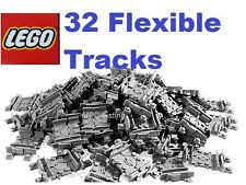 LEGO Flexible track sections Flex lego tracks for trains & lego track new 32 pic