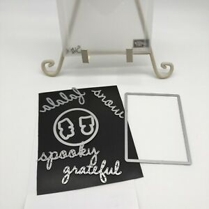 Stampin Up Seasonal Frame Thinlits Dies (139658) Card Making Paper Crafts