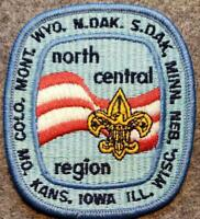 North Central Region Pocket Patch - Boy Scouts of America/BSA