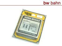 Woodland H0 D224 Bausatz Doctor's Office & Shoe Repair / Arztpraxis Neu B-WARE