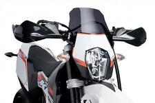 Puig Racing Windscreen Clear #5053W KTM 950 Supermoto/690 Enduro/690 Enduro R