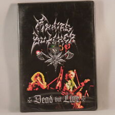 MANIAC BUTCHER Dead But Live (DVD Negative Existence) (NEW SEALED)
