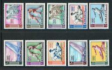 AJMAN MNH: Scott #27-36 TOKYO 1964 OLYMPICS Sports CV$9+