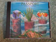 PASSPORT passport control CONNOISSEUR COLLECTION CD Krautrock VSO CD 246 NEW!