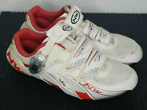 Northwave Venus Cycling Shoes Biomap Air Flow System White Women's US 6.5/EUR 38