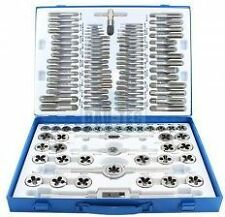 NEW SCREW THREAD TAP AND DIE SET 110 PCS HAND TOOLS CAR TOOLS