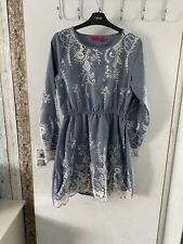 Beautiful Boohoo Dress, Size10