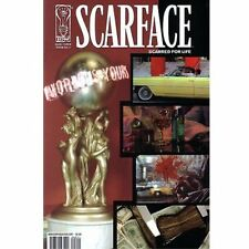 Scarface #2 var B Tony Montana scarred for Life gangster cómic Libro Cuaderno IDW