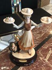 Rare! Giuseppe Armani Walt Disney Cinderella In Rags Limited Edition 223/1500!