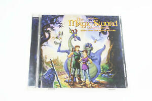 THE MAGIC SWORD MUSIC FROM THE MOTION PICTURE AMCY-2815 JAPAN CD A14162