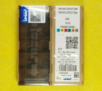 H600 WXCU 080612T IC810 ISCAR *** 10 INSERTS *** FACTORY PACK *** AUTHENTIC