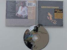 CD ALBUM KRIS KRISTOFFERSON Kristofferson 501543 2