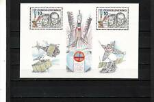CZECHOSLOVAKIA - SGMS2877 MNH 1987 20th ANNIV INTERNATIONAL SPACE PROGRAMME