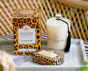 Wavertree and London Scent/Guest Packs - Candle + Soap *Australian Made*