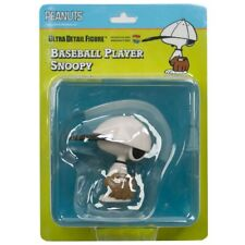 Medicom UDF Peanuts Series 8 Baseball Player Snoopy Ultra Detail Figure