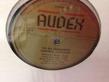 "Bix Beiderbecke Memorial Jazz Band self-titled 12"" vinyl LP NM in Shrink AUDEX"