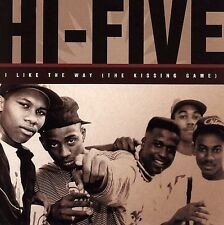Hi-Five, I Like The Way (The Kissing Game)  (R&B) [NEW CD]