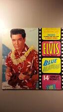 Elvis Presley-Blue Hawaii RCA Victor LMP-2426 RARE MONO 1961 in New Wall Frame