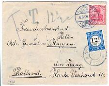 NEDERLAND 1906  PORT  P23   VW PR EX  RRR!
