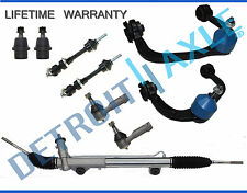 9pc Complete Rack and Pinion Assembly Suspension Kit for Ford F-150 - 4WD ONLY