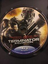terminator salvation blu ray Disc & Generic Case XC $1.99