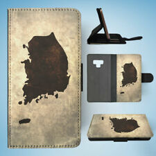 SAMSUNG GALAXY NOTE 9 FLIP CASE WALLET COVER SOUTH KOREA NATIONAL COUNTRY
