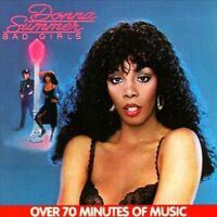Donna Summer - BAD GIRLS CD Disco R&B - Early Edition USA Music FREE SHIPPING