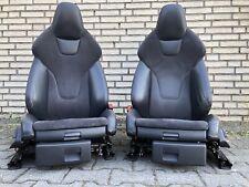 2x Audi A6 4F C6 Exclusive Sport Sitze seats S6 RS6 Leder Alcantara A4 S4 RS4