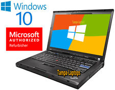 LENOVO LAPTOP C2D 2.26GHz 120GB HD 3GB WINDOWS 10 32 WEBCAM WIFI DVD NOTEBOOK PC