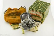 Vintage Summit 1993 Antique Bait Casting Fishing Reel in Box Papers Etc Jd7