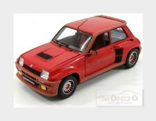 Renault R5 Turbo 1981 Red SOLIDO 1:18 SL1801302