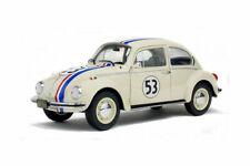 1:18 scale Herbie the Love Bug #53 VW Volkswagen Beetle by solido models