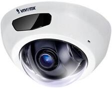 Vivotek FD8166A-N caméra 2 Mpx ultra mini dome IR IP PoE vidéosurveillance pro
