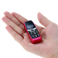 Tiny Long CZ T3 Mini Worlds Smallest Mobile Phone with Voice Changer 500mAh