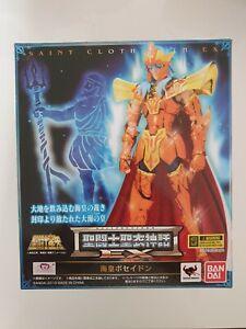 Saint Seiya / Myth Cloth Ex / Poseidon / Neuf New Sealed