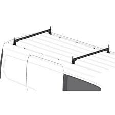 2 Bar Black Aluminum Ladder Roof Rack AMZ-150 Fits: Transit Connect 2014-on
