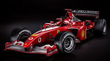 "017 Michael Schumacher - Mercedes Germany F1 Racing Driver 24""x14"" Poster"