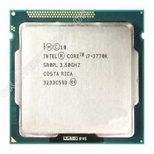 Intel Core i7-3770K i5-2500K i7-2600K i5-2550K i5-3570K i7-2700K CPU Processor
