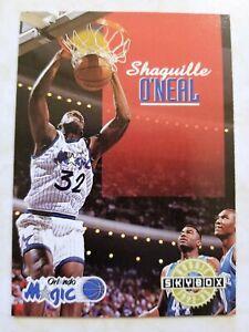1992-93 Skybox RC Shaquille O'Neal Card #382 Orlando Magic ROOKIE PACK FRESH !!