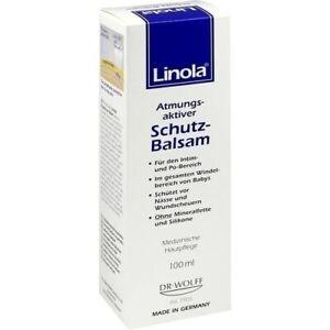 LINOLA Schutz-Balsam 100 ml 10339828 Dr. August Wolff