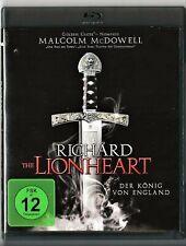 RICHARD THE LIONHEART (BlU-RAY)