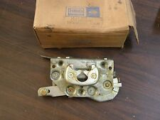 NOS OEM Ford 1967 1968 Galaxie 4 Door Latch LH Rear 500 LTD + Station Wagon