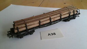 A38e Trix Express 20/90 H0 Schienentransportwagen  - gebraucht