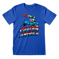 Captain America T Shirt Official Marvel Comics Avengers Falcon Winter Soldier