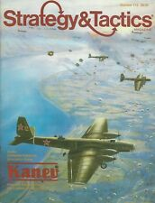 Strategy & Tactics S&T#115  Kanev - Airborne Assault in Russia unpunched  FS